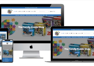 Thefamilypuzzleshop.co.uk